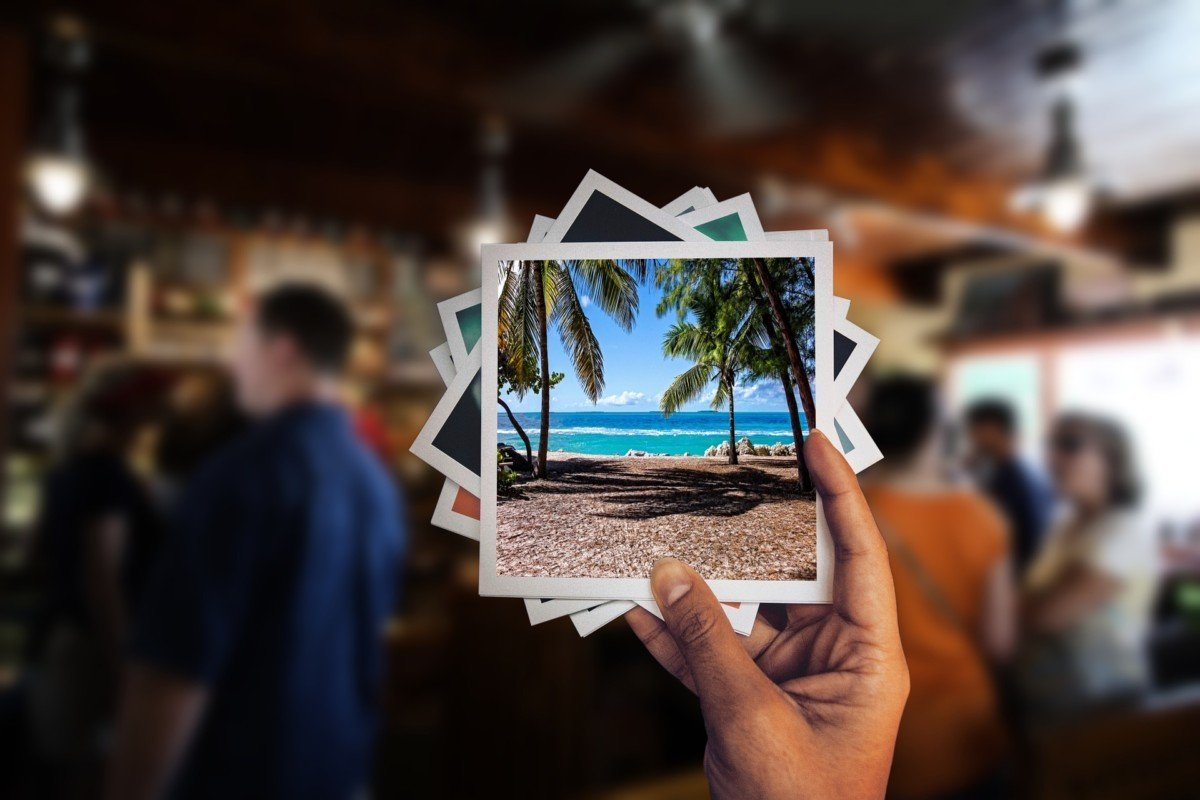 organize digital pictures