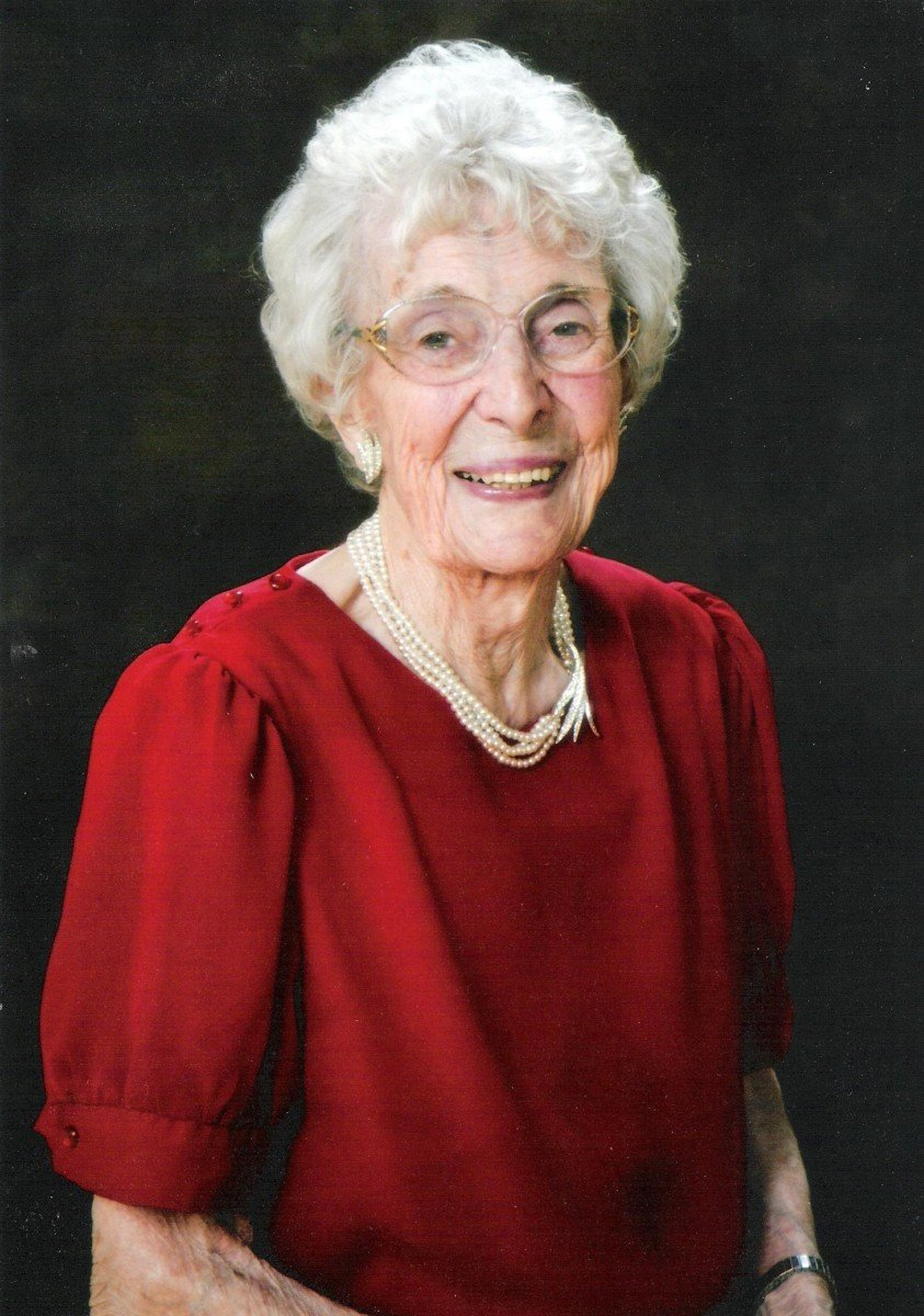 Harriett Thornton Hicks 100th birthday